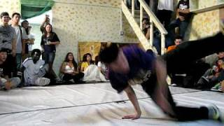 Bboy Reveal in Small Time Crook 3