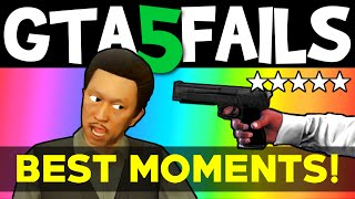 getlinkyoutube.com-GTA 5 FAILS – Best Moments #2 (GTA 5 Funny Moments 2015 online Grand theft Auto V Gameplay)