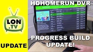 getlinkyoutube.com-HDHomeRun DVR January, 2016 Update - Beta Windows Client Running on a Kangaroo Mini PC