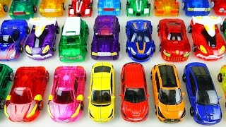 getlinkyoutube.com-터닝메카드 헬로카봇 50대 변신 장난감 50 Turning Mecard & hello Carbot Transformers mini car toys