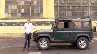 getlinkyoutube.com-Here's Why The Land Rover Defender Costs $70,000 (Or More)