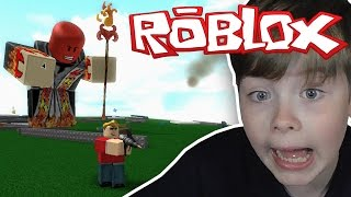 getlinkyoutube.com-Let's Play Roblox GIANT SURVIVAL!! #2
