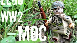 getlinkyoutube.com-LEGO WW2 MOC D-DAY Plus 6