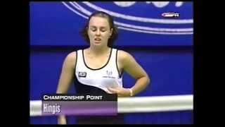 getlinkyoutube.com-Hingis - Mauresmo 1999 Australian Open Final : All You Have To Know About This Match