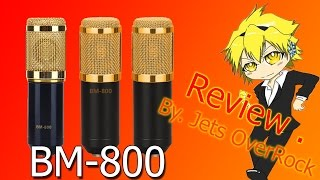getlinkyoutube.com-[Review , รีวิว] ไมค์ BM-800  Microphone Condenser | Lazada