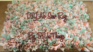 getlinkyoutube.com-DIY No Sew Rug