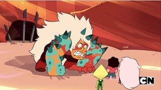 getlinkyoutube.com-Steven Universe - Jasper's Corruption (Clip) Earthlings