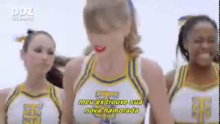 getlinkyoutube.com-Taylor Swift   Shake It Off Legendado Tradução HD   YouTube