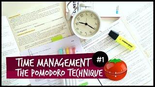 The Pomodoro Technique || 2 Minute Study Tips