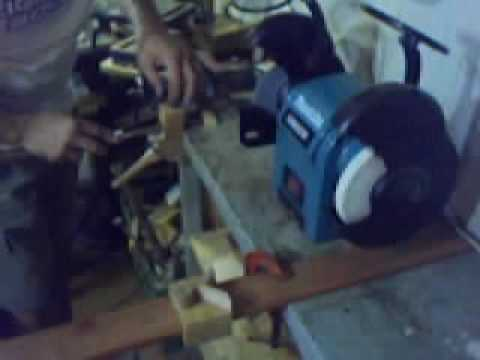 AFIAÇÃO DE GOIVA (GAUGE TURNING)