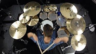 getlinkyoutube.com-Cobus - Avenged Sevenfold - Critical Acclaim (Drum Cover)