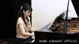getlinkyoutube.com-月の光 (ドビュッシー) Debussy Clair de Lune 横内愛弓