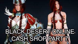 getlinkyoutube.com-Black Desert Online Cash Shop Update Preview Part 7
