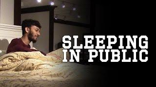 getlinkyoutube.com-Sleeping In Macy's Prank (@CaptainShorif)