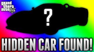 getlinkyoutube.com-GTA 5 HIDDEN CAR FOUND! - Unseen Secret Car Discovered on GTA 5 (GTA 5 Rare & Secret Cars)