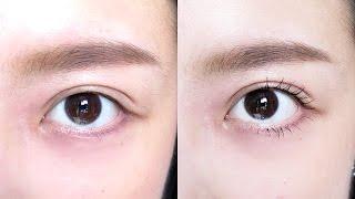 getlinkyoutube.com-化妝技巧//如何讓垂直的睫毛變卷一整天