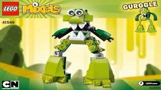 getlinkyoutube.com-LEGO  MIXELS  SERIES  6  GLORP  CORP  GURGGLE  41549  -  Лего  Миксели  6 серия  ГЛОРП  КОРП  ГОРГЛ