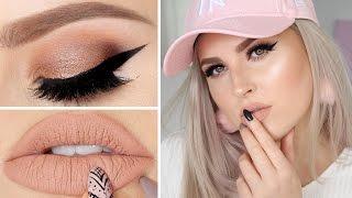 getlinkyoutube.com-Instagram Baddie Makeup Tutorial ♡ Full Glam Shaaanxo
