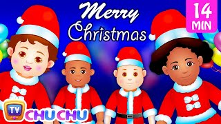 getlinkyoutube.com-Spirit of Christmas | Santa Claus is Coming | Christmas Surprise Gifts & Songs for Kids | ChuChu TV