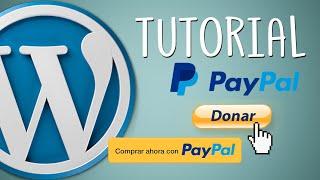 getlinkyoutube.com-Como Poner Botón de Paypal donar, pagar, suscribirse, comprar en tu web o twitch