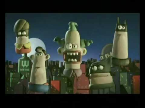 DC Nation Short - Aardman 001