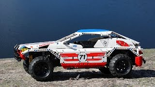 getlinkyoutube.com-LEGO Technic SUV Racer 4x4