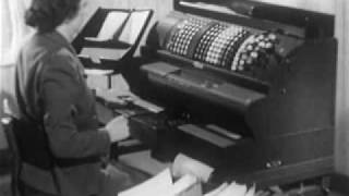 getlinkyoutube.com-1948 Bank And Credits (Coronet Instructional Film)