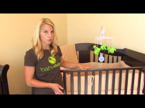 Baby Equipment : Choosing a Baby Crib