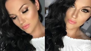 getlinkyoutube.com-Full Face MAC Cosmetics Makeup Tutorial