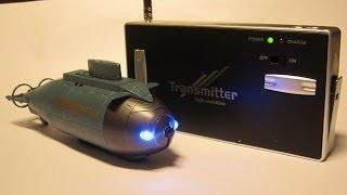 getlinkyoutube.com-Happycow 777-216, Мини подводная лодка на радиоуправлении
