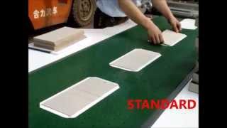 getlinkyoutube.com-Rigid box making Gluing machine