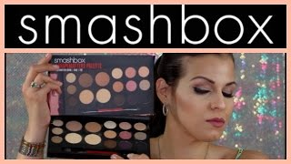 getlinkyoutube.com-**NEW** Smashbox #ShapeMatters BROWS, EYES & FACE Palette Review/Demo | JassiraBeauty