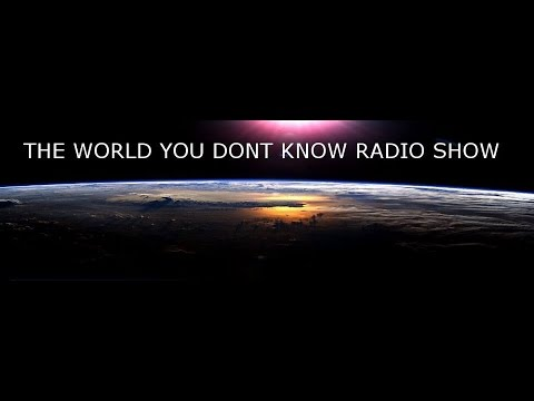 Billy McGuire On The World You Don't Know Show