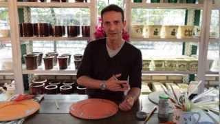 getlinkyoutube.com-Suporte decorado para pratos - Marcelo Darghan