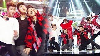 getlinkyoutube.com-《Comeback Special》 iKON(아이콘) - 덤앤더머(DUMB&DUMBER) @인기가요 Inkigayo 20160103