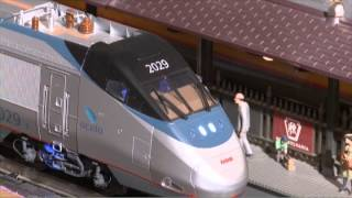 getlinkyoutube.com-Lionel - Trains in Action