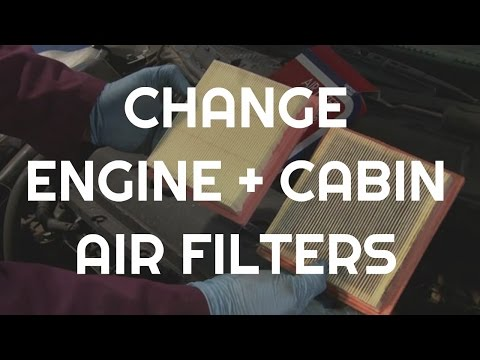 How-To #5: Change Cabin & Engine Air Filter | Dodge Charger - SAVE TIME + MONEY