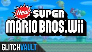 getlinkyoutube.com-New Super Mario Bros. Wii Glitches and Tricks!