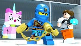 getlinkyoutube.com-LEGO Dimensions - Portal 2 World 100% Guide (All Collectibles)