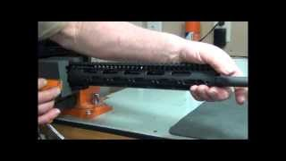 getlinkyoutube.com-Installation of The Gen 2 SS Free Float Handguard