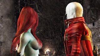 RE4 UHD - Devil May Cry 3 Mod DEMO: Cutscenes run