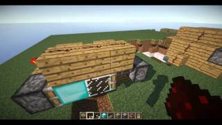 getlinkyoutube.com-Minecraft Tutorial #24 - neue Fallen - Traps (deutsch) [GERMAN]