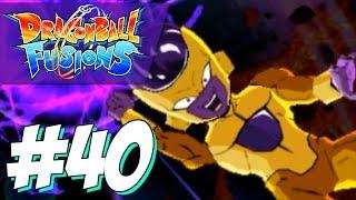 Gaggy + Pinich = Piggy!! Piggy VS GOLDEN FRIEZA?! | Dragon Ball Fusions (PART #40)