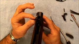 getlinkyoutube.com-1911: Thumb Safety Fitting and Adjustment