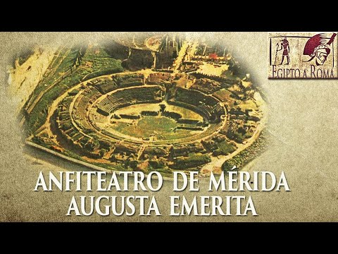 ANFITEATRO DE MRIDA,  EMERITA AUGUSTA.mp4