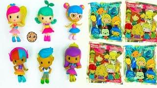getlinkyoutube.com-Video Game Hero Mini Barbie Dolls + Surprise Disney Mystery Blind Bags , Grilling Burgers