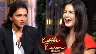 Deepika Padukone's BEST Reply To Katrina Kaif's INSULT On Koffee With Karan Season 5