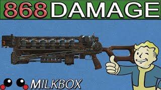 getlinkyoutube.com-Fallout 4 - Random Legendary Weapon 800 - 1000 damage