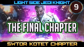 getlinkyoutube.com-SWTOR Knights of the Eternal Throne Ending 🌟 Chapter 9 🌟 Destroying Valkorion & Taking the Throne