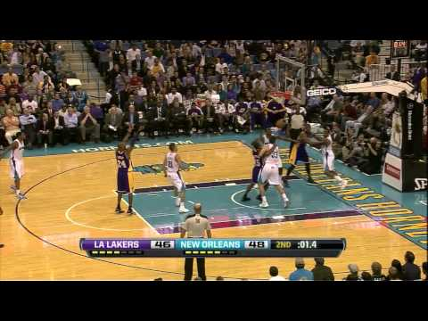 Kobe Bryant Full Highlights reaches 30,000 career points) vs Hornets 5.12.12 - 29 Pts